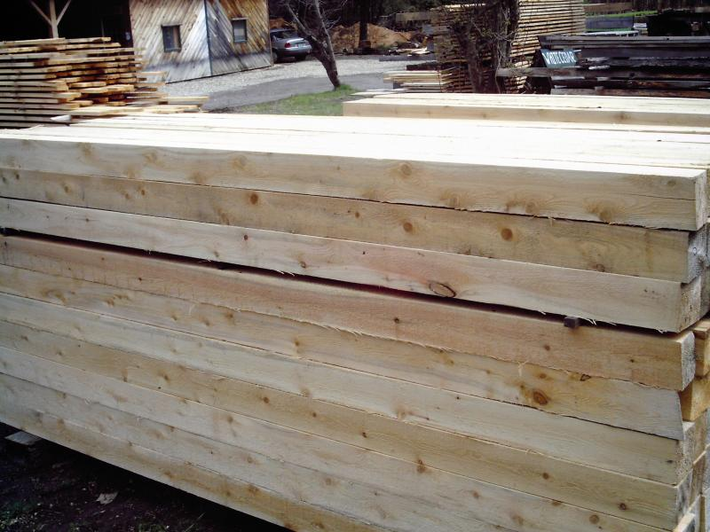 White Cedar Lumber ~ Kerber farms lumber co northern white cedar